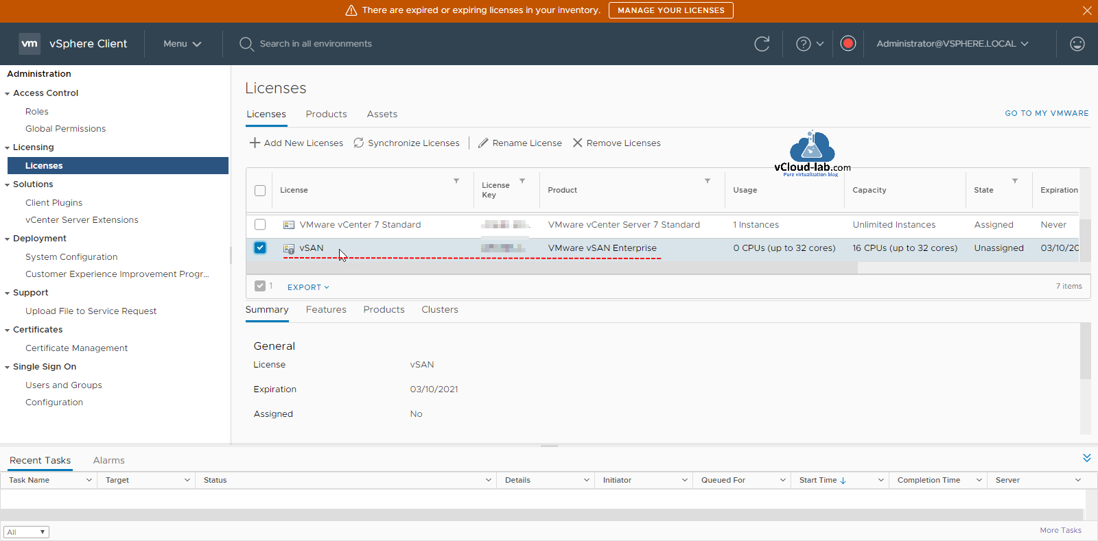 VMware VCenter ESXi LINK Keygen FOG Release