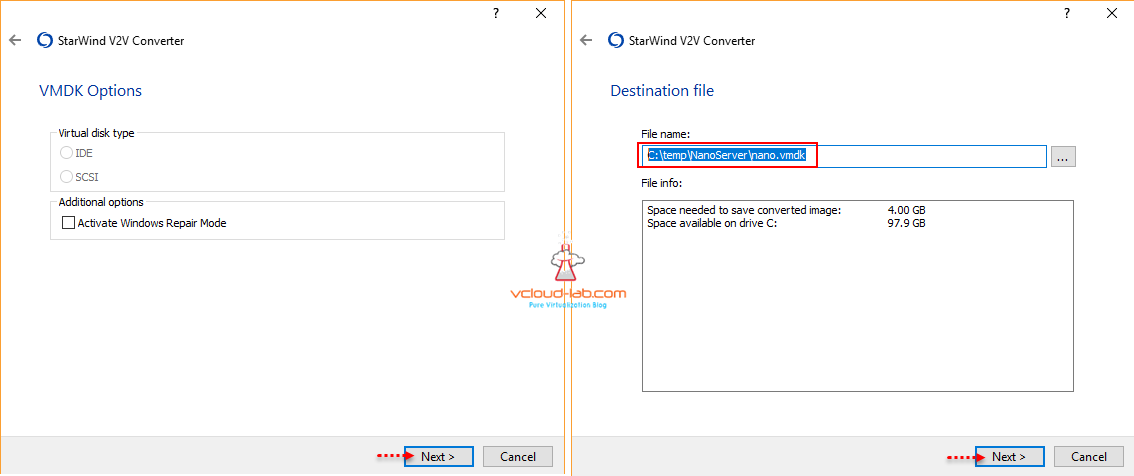 HOW TO INSTALL WINDOWS NANO SERVER ON VMWARE WORKSTATION AND