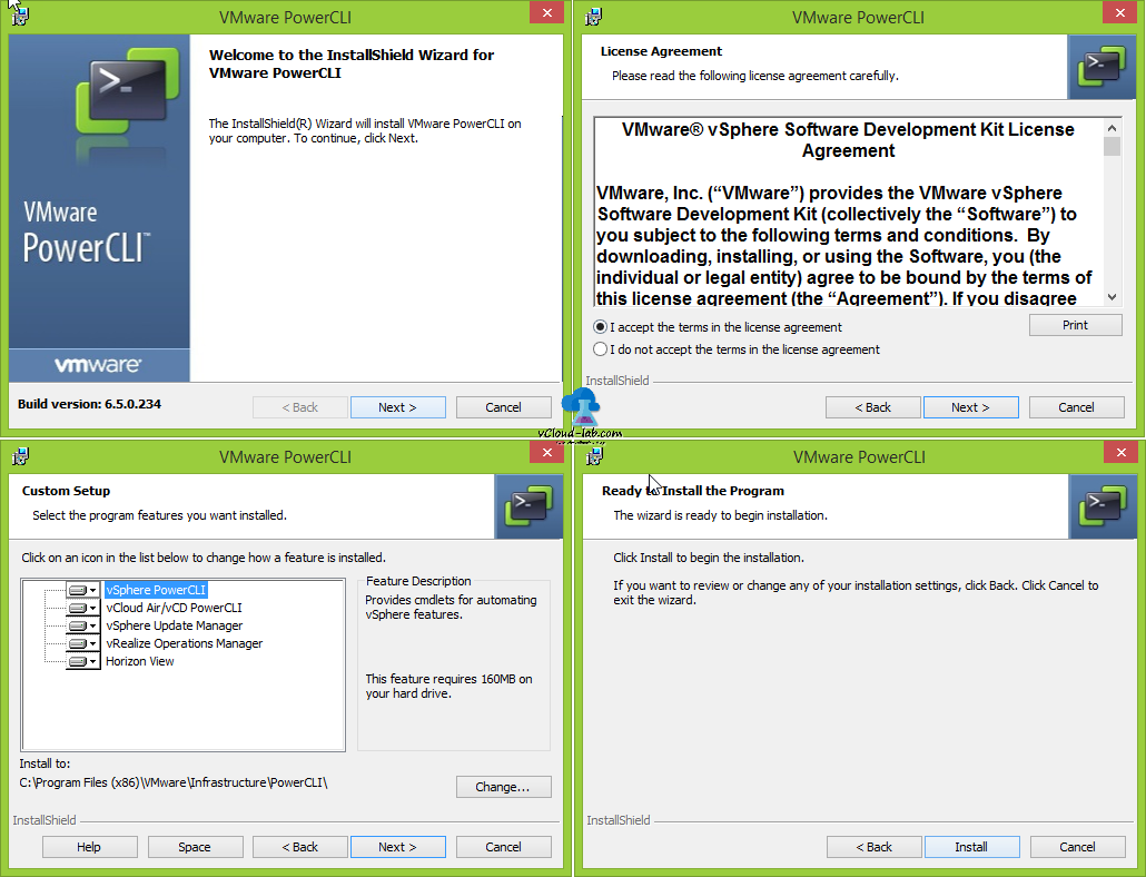 VMWARE VSPHERE POWERCLI INSTALLATION AND CONFIGURATION STEP BY STEP