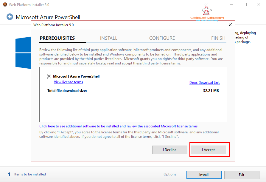 INSTALLING MICROSOFT AZURE POWERSHELL | vGeek - Tales from real IT