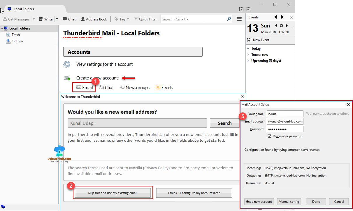 Get the MDaemon FREE Mail Server for Windows software for windows for free  download with a