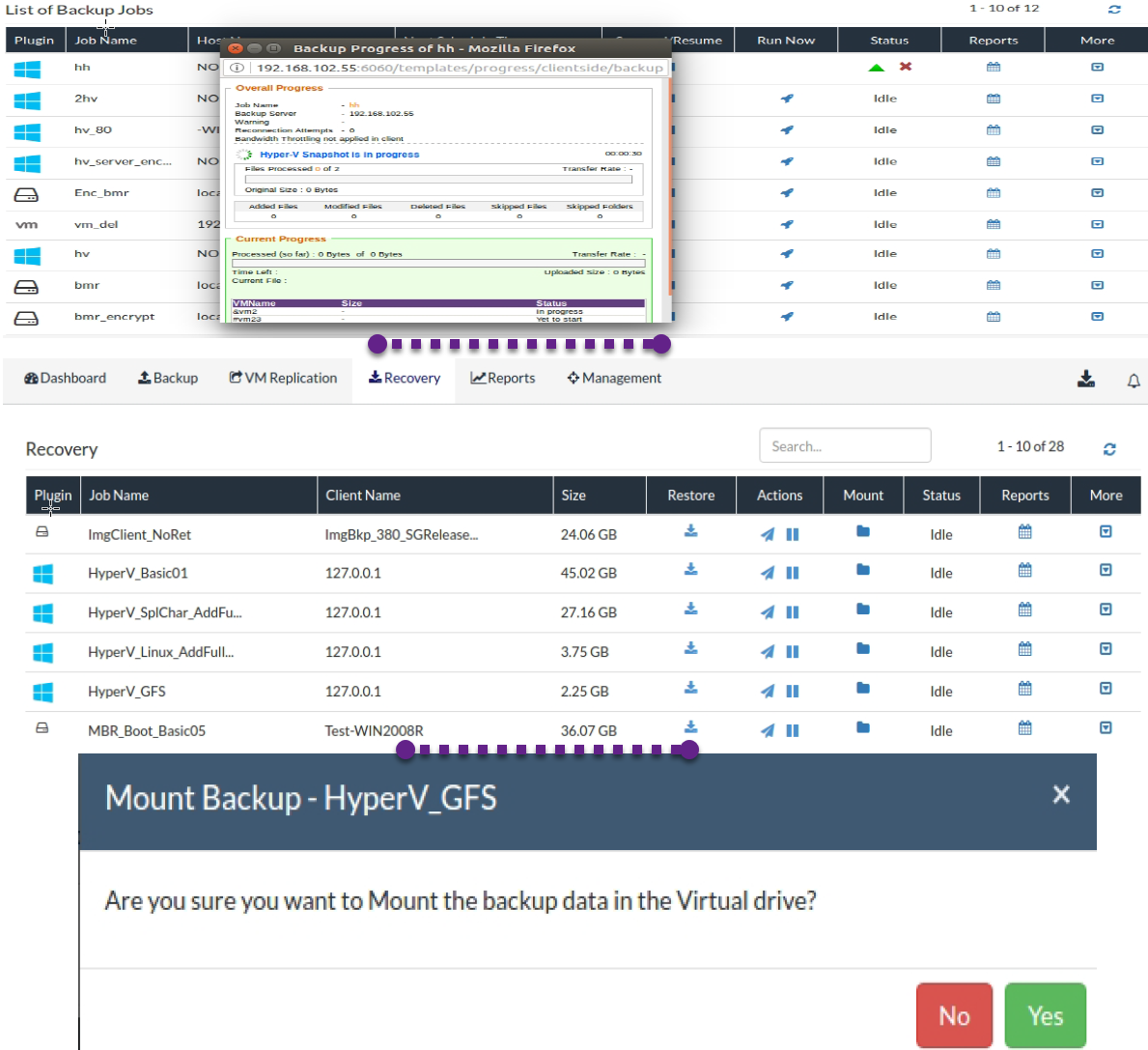 Vembu Free Edition | vGeek - Tales from real IT system