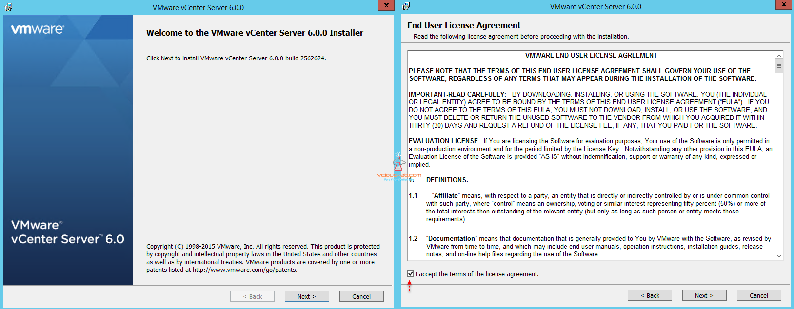 license key vmware vcenter server
