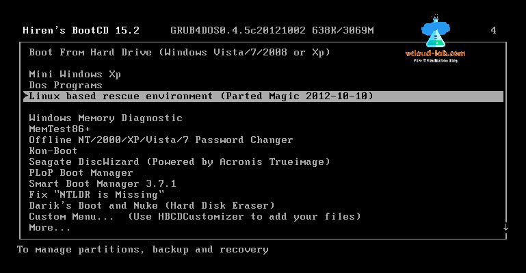 Resolved Reset Esxi Forgotten Root Password Using Hiren