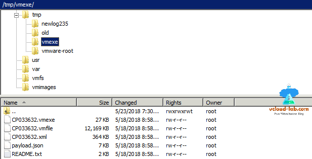 Esxi update individual component firmware on HP hardware