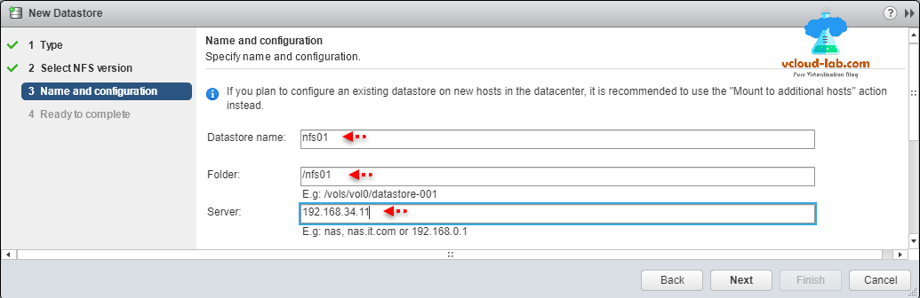 nfs configuration in linux step by step pdf