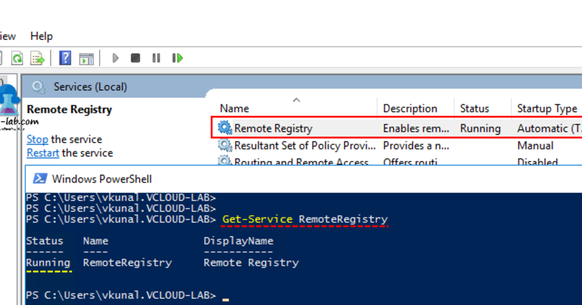 Powershell: Get registry value data from remote computer