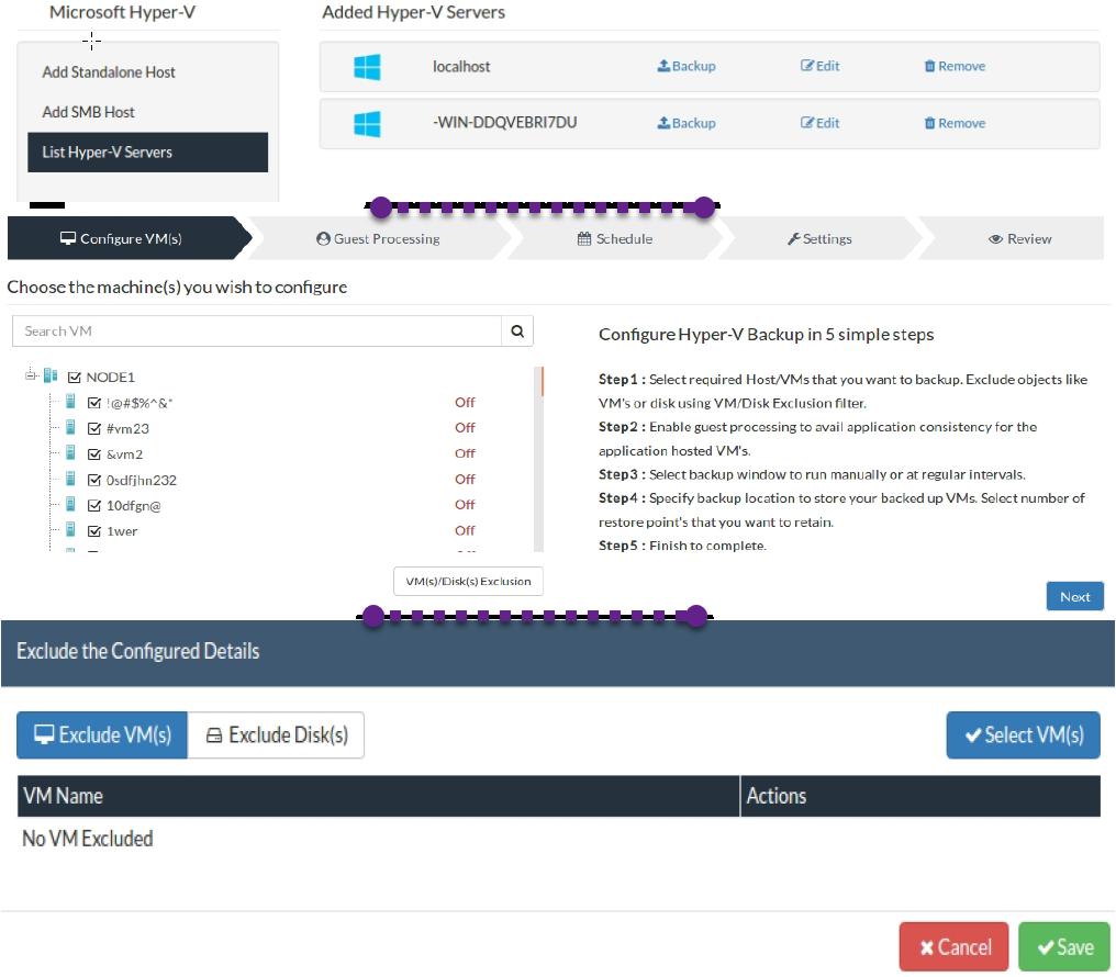 vcloud-lab.com vembu screenshot 02