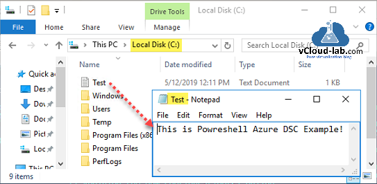 Powershell Azure file dsc resource demo, Azure automation account dsc desired state configuration powershell devops, get-dscresource properties powershell dsc azure dsc pull server.png