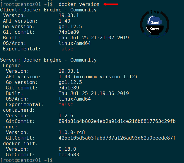 docker-community-version-docker-engine-gitcommit-working-service-started-os-arch-linux-centos-docker-init-server-client.png
