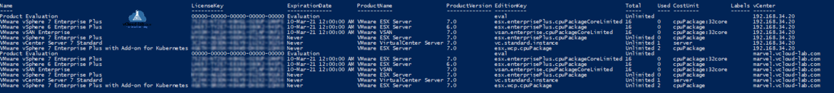 Vmware vsphere vsan esxi 7 licenses get-view licensemanager free licesense key vcenter administration, Enterprise plus with add-on for kubernetes virtualcenter server esxi server evaluation free crack.png